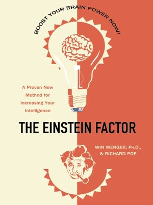 cover image of The Einstein Factor