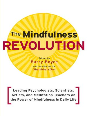 cover image of The Mindfulness Revolution