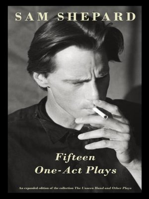 cover image of Fifteen One-Act Plays