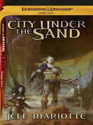 cover image of City Under the Sand