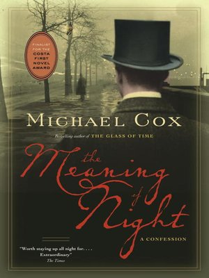 cover image of The Meaning of Night