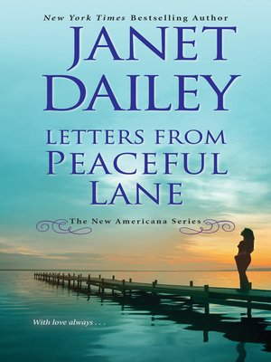 cover image of Letters from Peaceful Lane