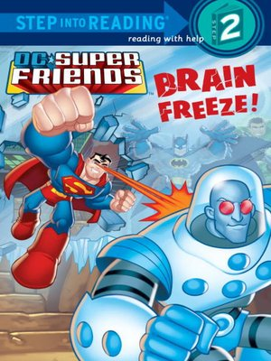cover image of Brain Freeze!