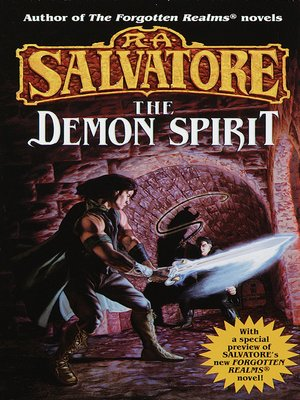 cover image of The Demon Spirit