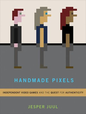 cover image of Handmade Pixels