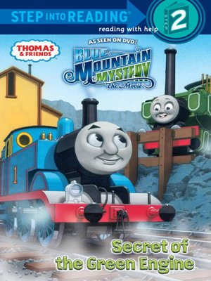 cover image of Secret of the Green Engine (Thomas & Friends)