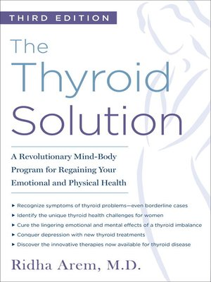 cover image of The Thyroid Solution