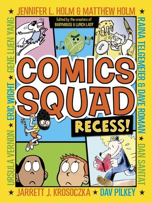 cover image of Recess!