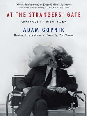 cover image of At the Strangers' Gate
