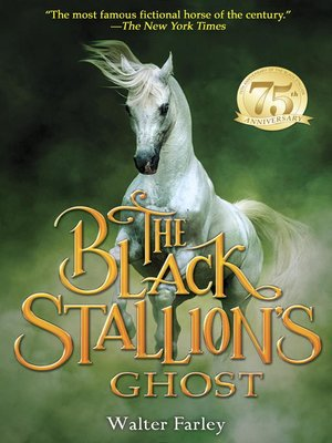 cover image of The Black Stallion's Ghost