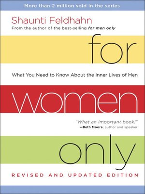 cover image of For Women Only