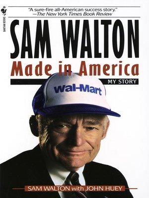 cover image of Sam Walton