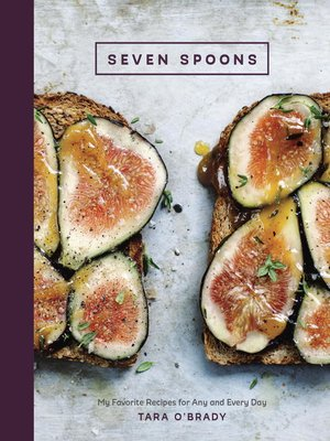 cover image of Seven Spoons