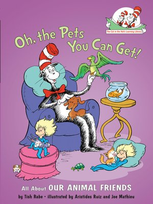cover image of Oh, the Pets You Can Get!
