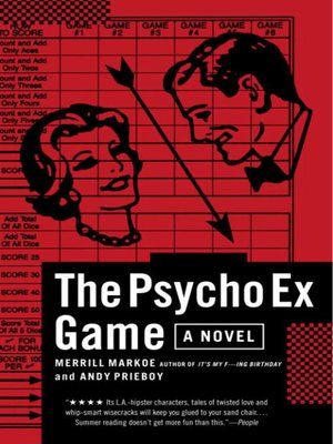cover image of The Psycho Ex Game