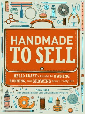 cover image of Handmade to Sell