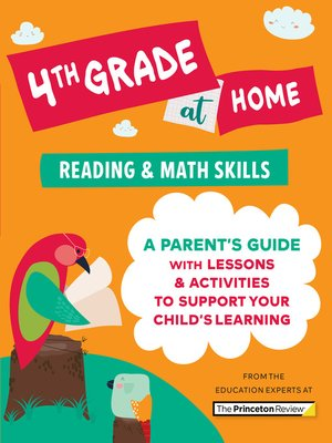 cover image of 4th Grade at Home