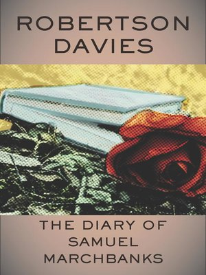 cover image of The Diary of Samuel Marchbanks