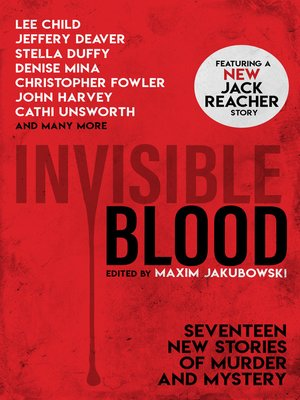 cover image of Invisible Blood