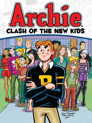 cover image of Archie: Clash of the New Kids