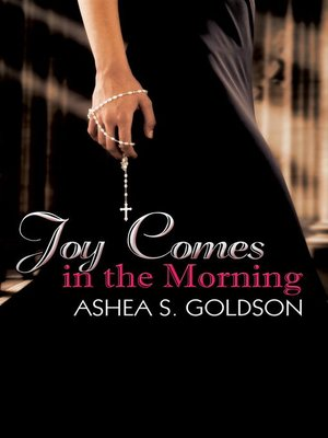 cover image of Joy Comes in the Morning