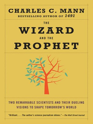 cover image of The Wizard and the Prophet