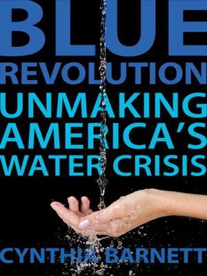 cover image of Blue Revolution