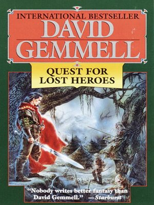 cover image of Quest for Lost Heroes