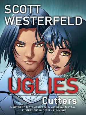 cover image of Uglies: Cutters (Graphic Novel)