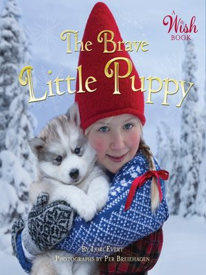 cover image of The Brave Little Puppy (A Wish Book)