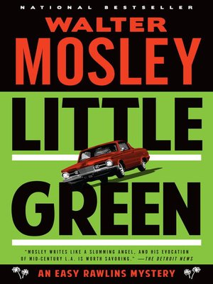 cover image of Little Green