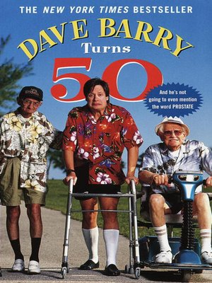 cover image of Dave Barry Turns Fifty