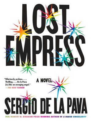 cover image of Lost Empress