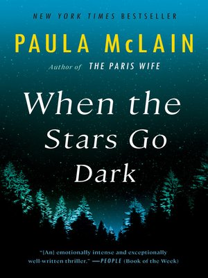 cover image of When the Stars Go Dark