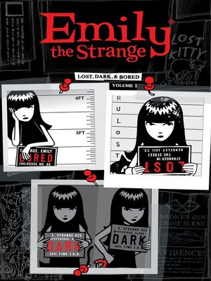 cover image of Emily the Strange (2005), Volume 1