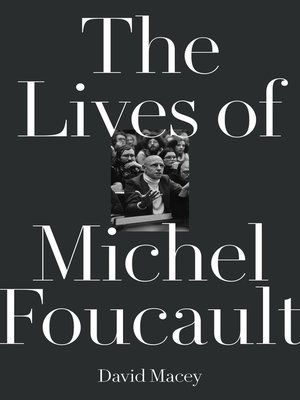 cover image of The Lives of Michel Foucault