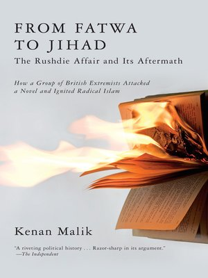 cover image of From Fatwa to Jihad