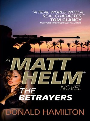 cover image of The Betrayers