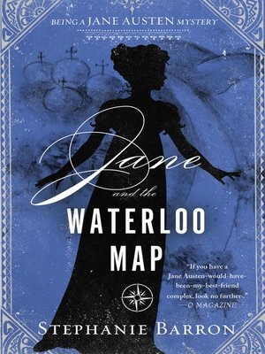 cover image of Jane and the Waterloo Map