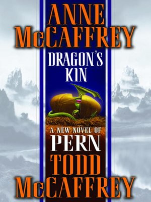 cover image of Dragon's Kin