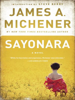 cover image of Sayonara