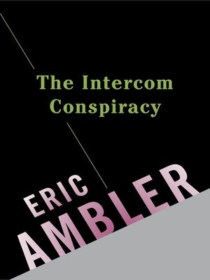 cover image of The Intercom Conspiracy