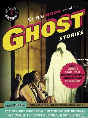 cover image of The Big Book of Ghost Stories