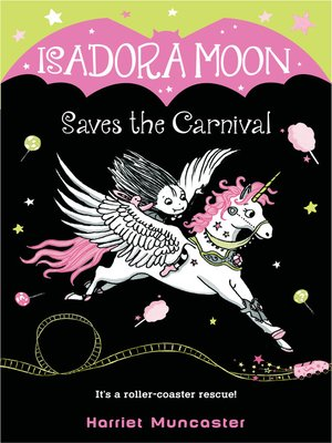 cover image of Isadora Moon Saves the Carnival