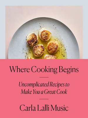 cover image of Where Cooking Begins
