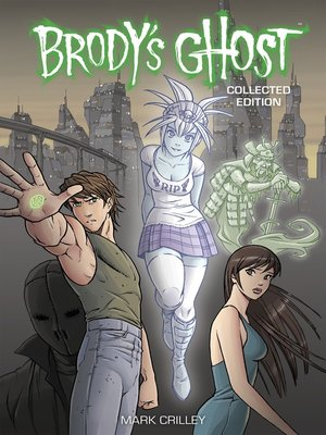 cover image of Brody's Ghost