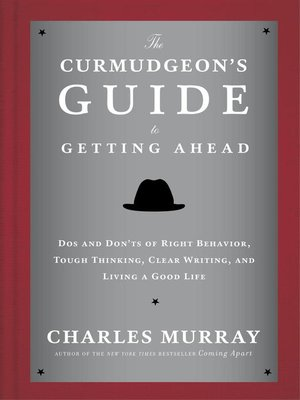 cover image of The Curmudgeon's Guide to Getting Ahead