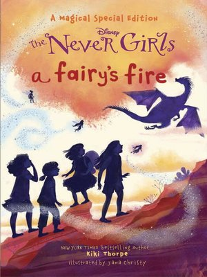 cover image of A Fairy's Fire