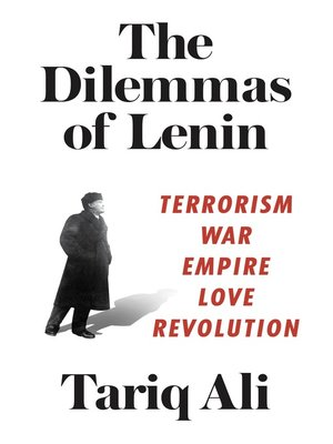 cover image of The Dilemmas of Lenin