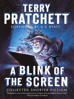 cover image of A Blink of the Screen
